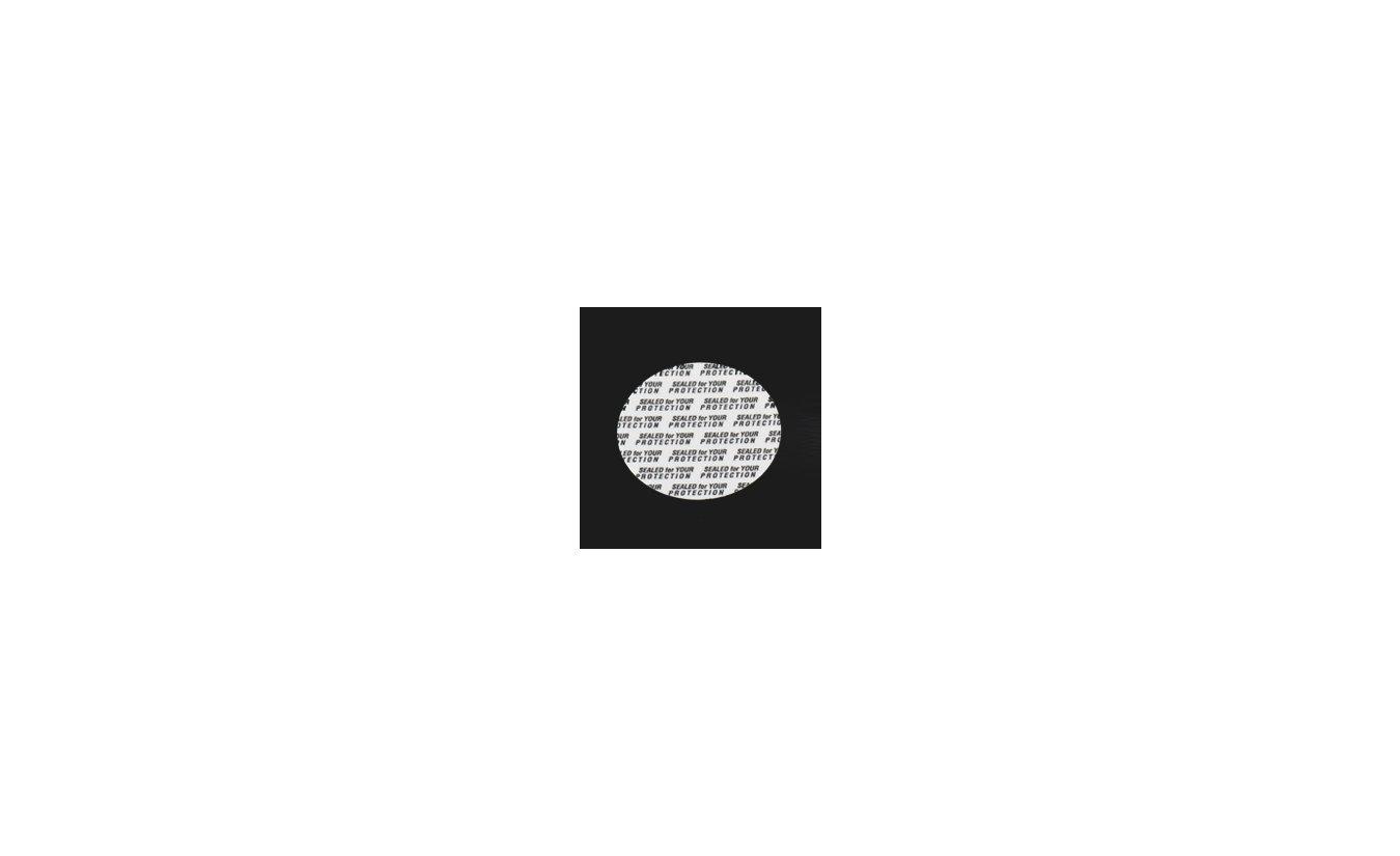Tamper-evident seals for wide neck jars 100 ml, wide, pack (35 pcs)