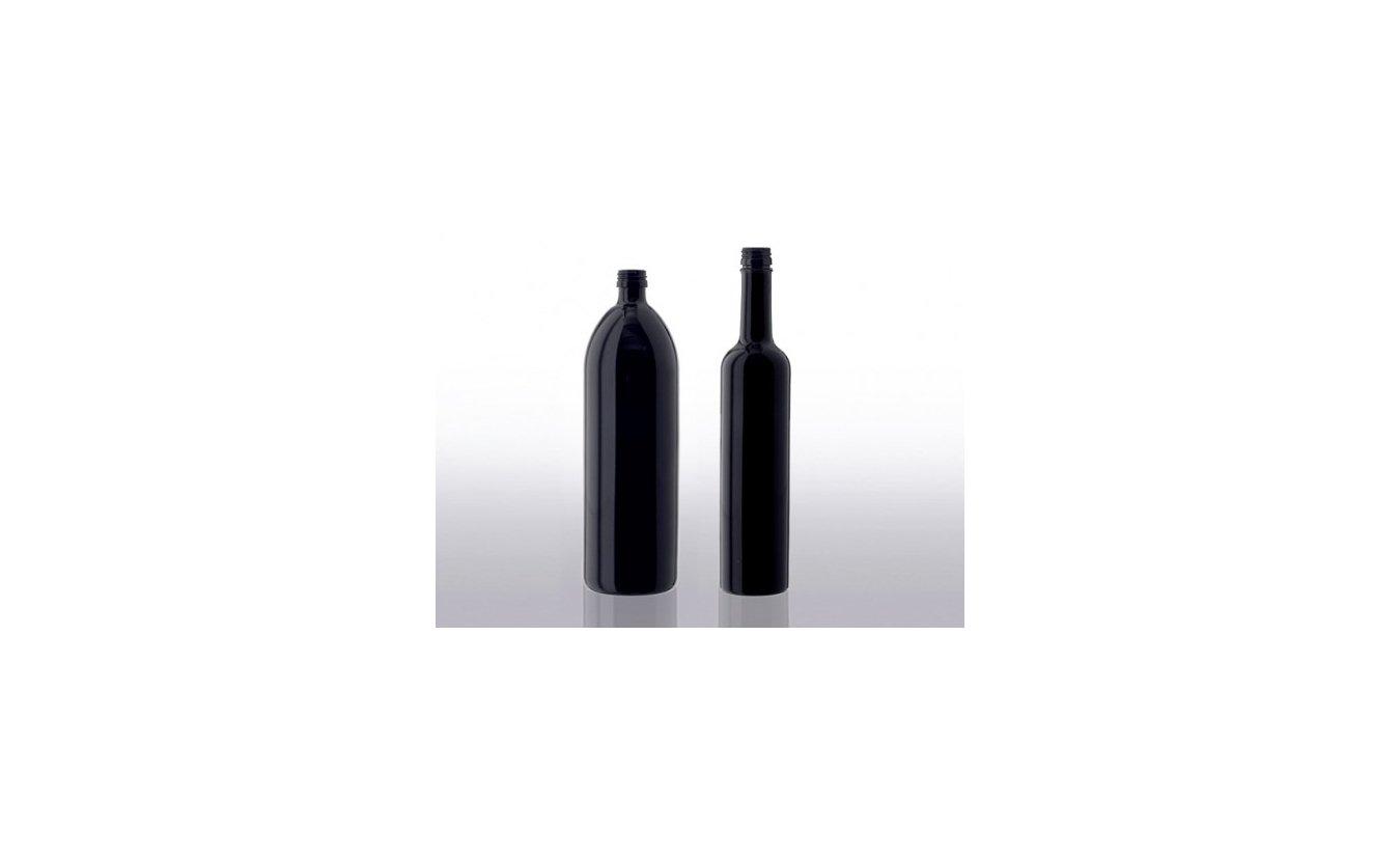Miron violet glass water bottles