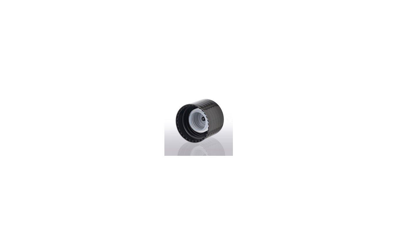 Screw caps with dispensing insert for GCMI bottle 200 ml , (30 pcs)