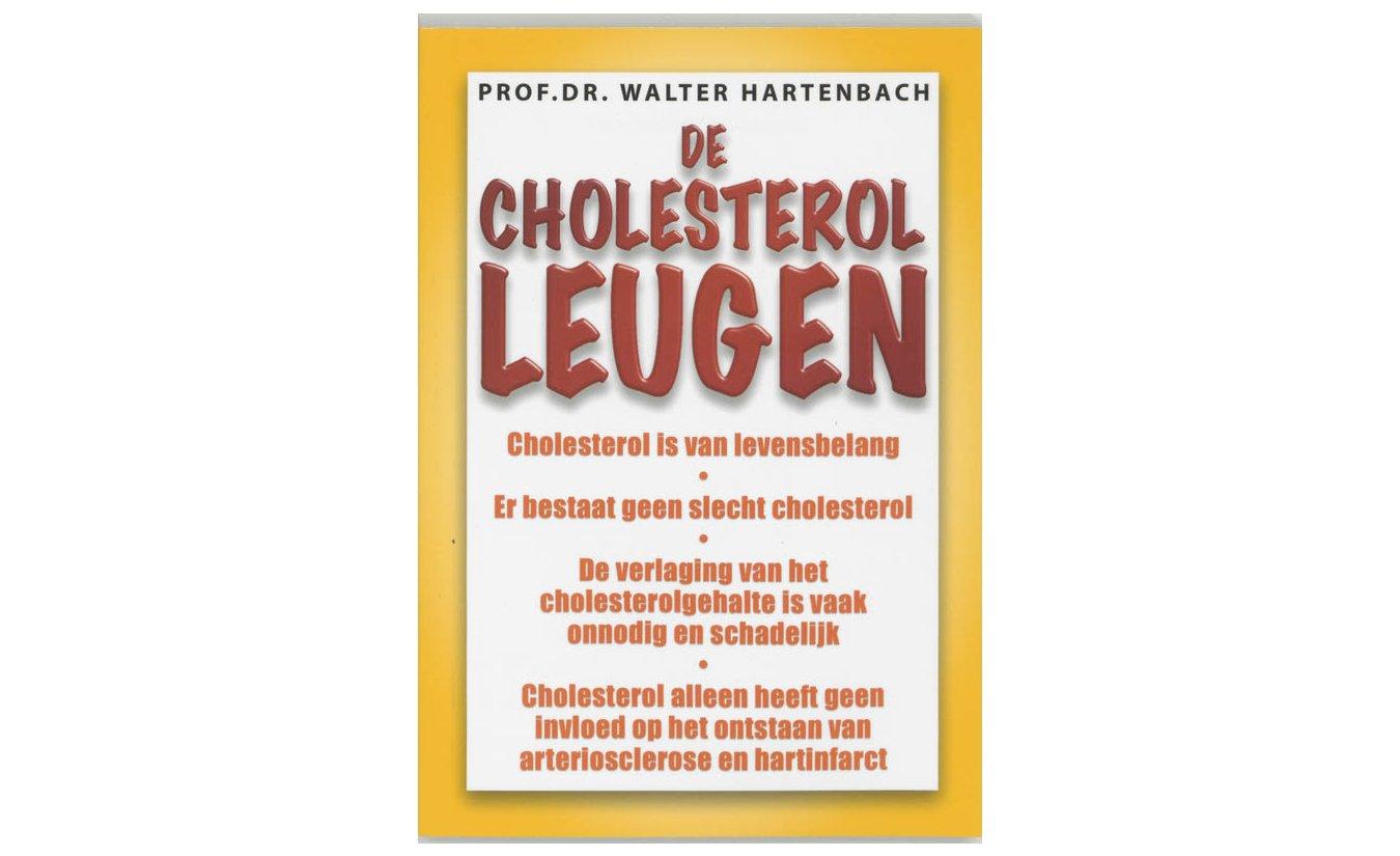 De cholesterol leugen - Prof. Dr. Walter Hartenbach