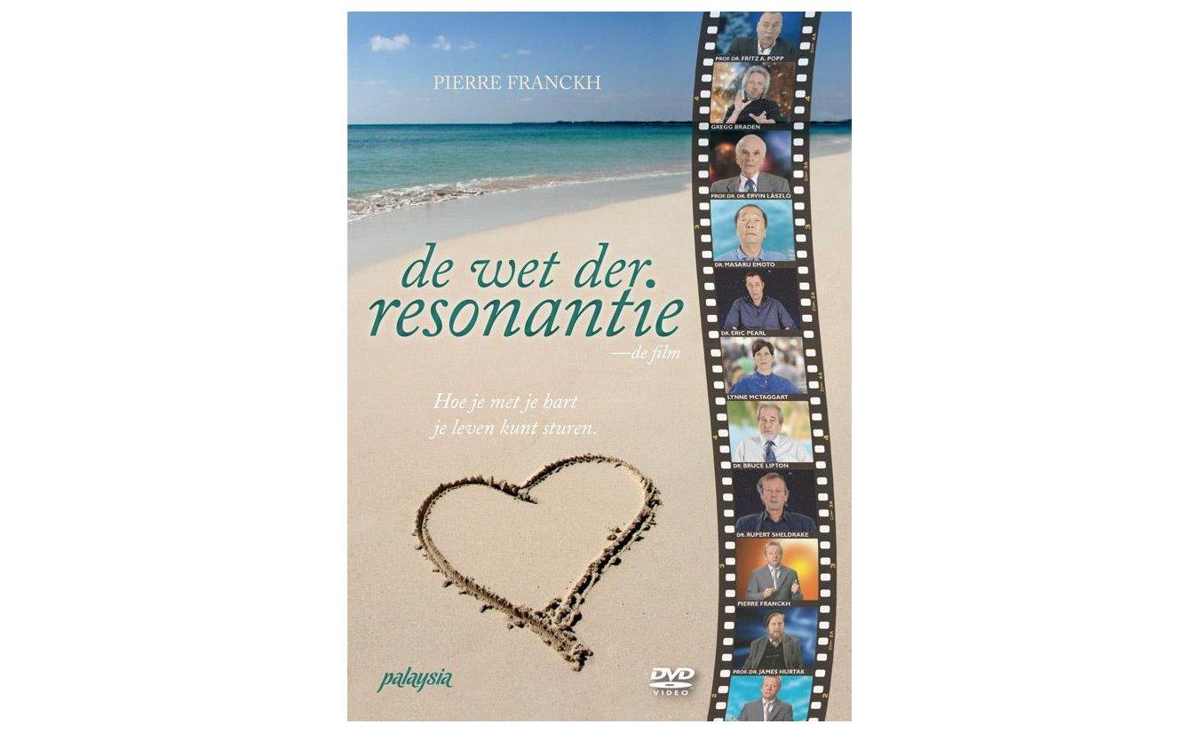 DVD De wet der resonantie - Pierre Franckh