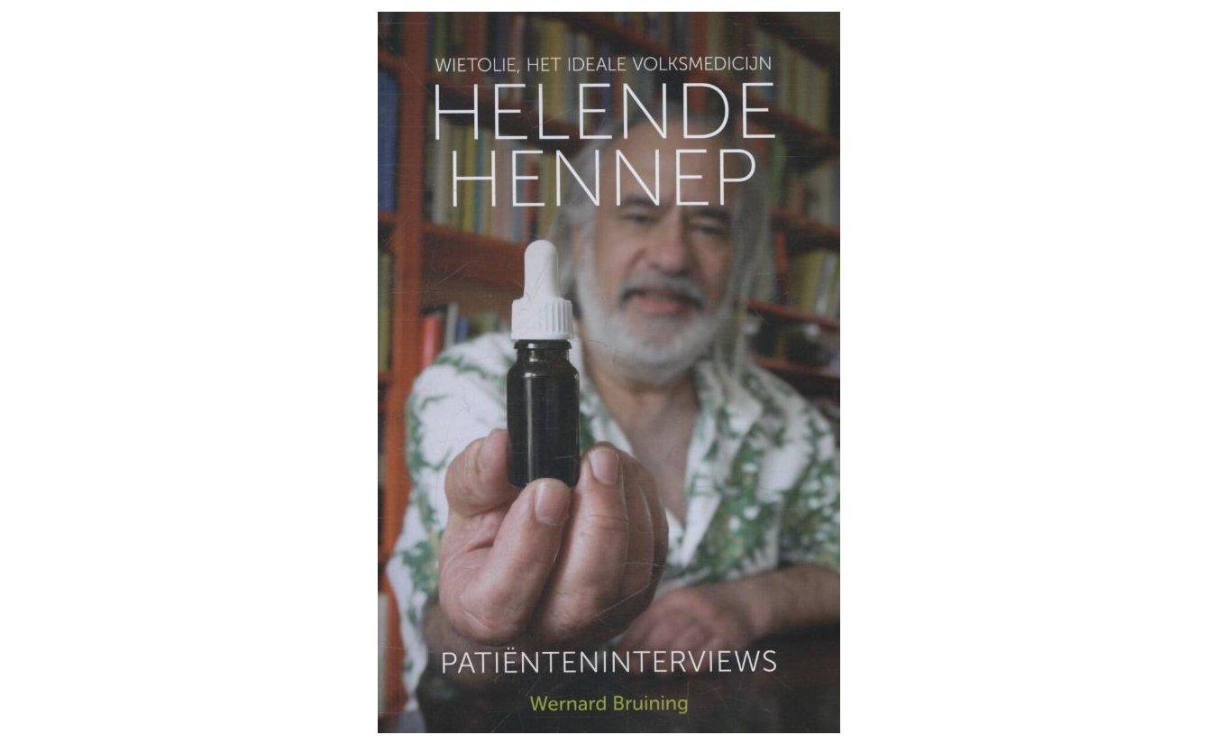 Helende hennep - Wernard Bruining