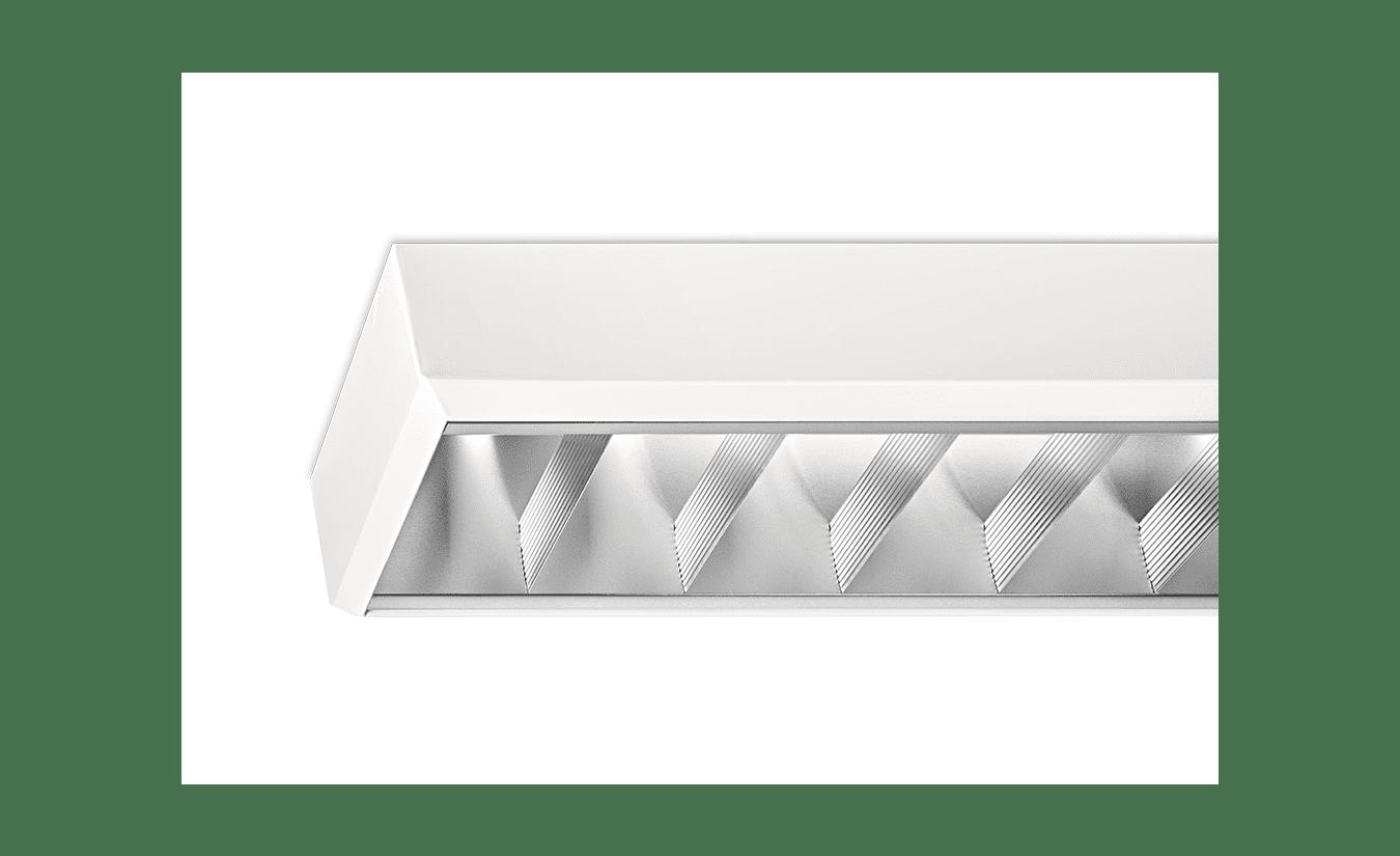 Mountainlight Luxe Opbouwarmatuur 2 X 58 Watt