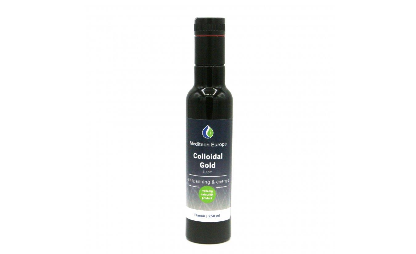 Colloïdaal Goud Essence 5ppm, 250 ml