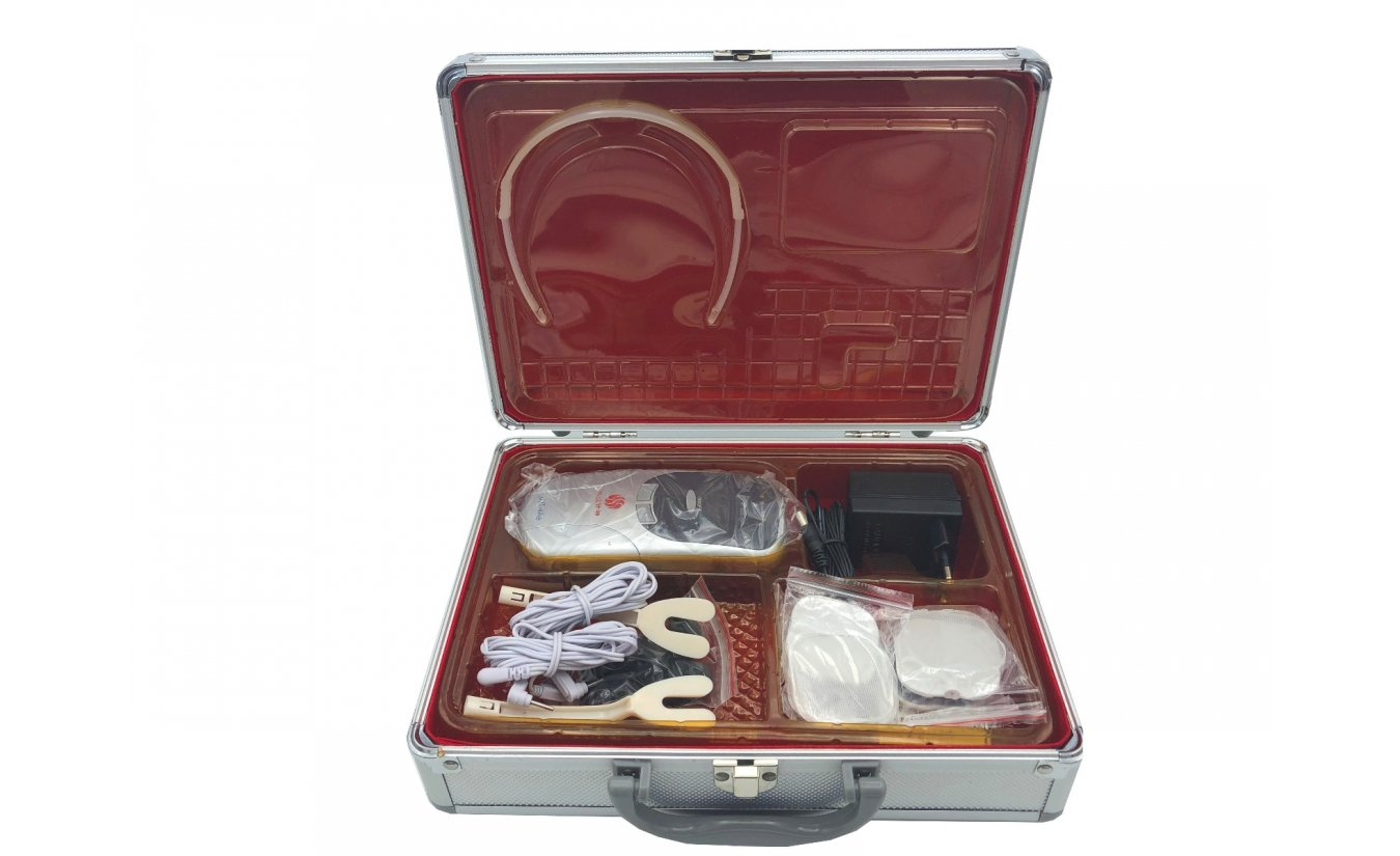 Hua Han oor-acupunctuur stimulator