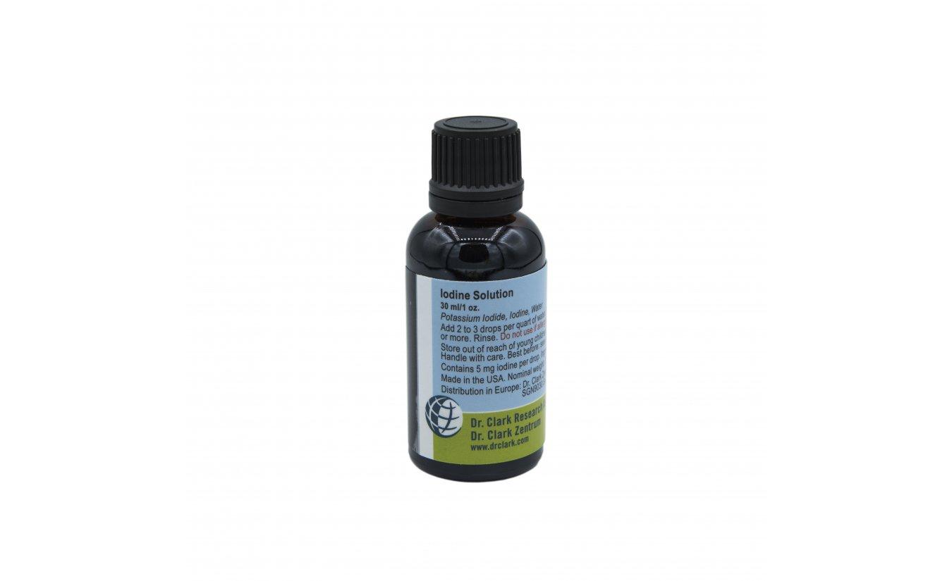 Jodium Oplossing (Iodine Solution)