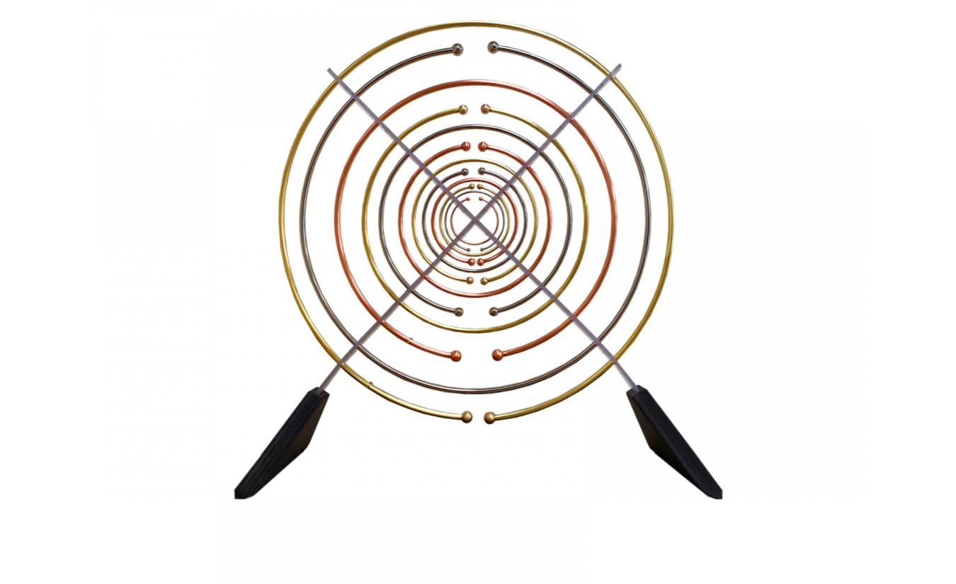 2 Lakhovsky antennes