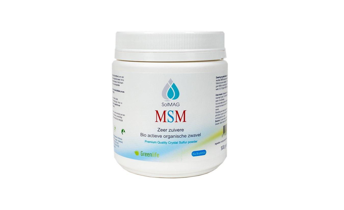 Himalaya MSM kristalpoeder