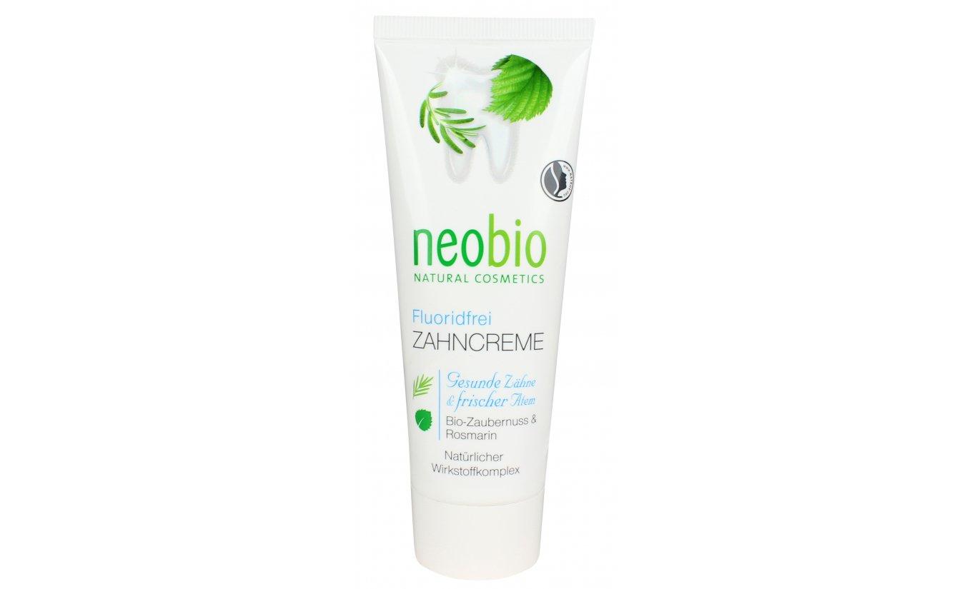 Neobio fluoridevrije tandpasta