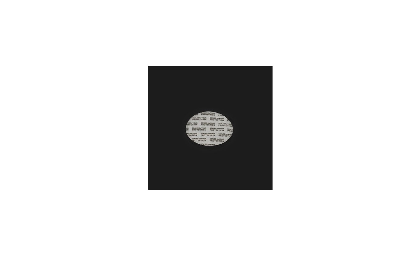 Tamper-evident seals for wide neck jars, narrow (42 pcs)
