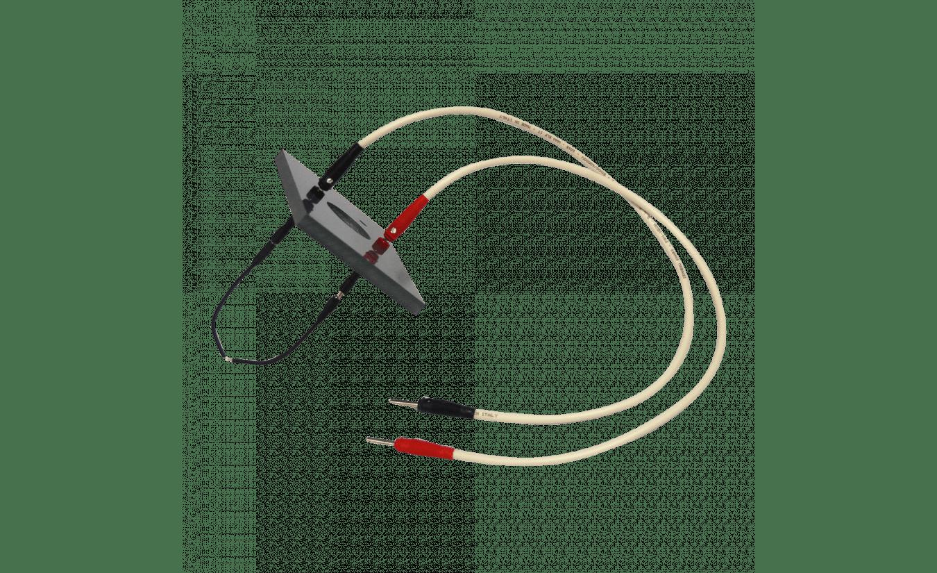 Unit met zilver electroden