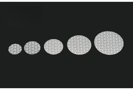 Tamper-evident seals for wide Cosmetic Jars