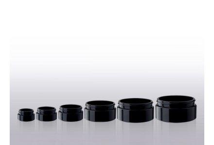 Miron Cosmetic Jars, standard