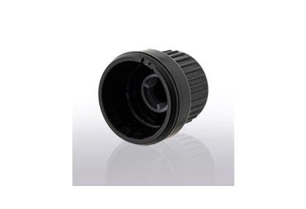 Tamper-evident screw caps with pourer, series III, (50 pcs)