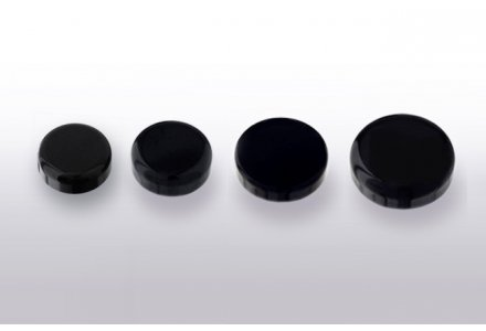 Classic lid for standard Cosmetic Jars