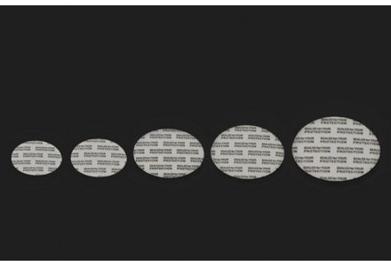 Tamper-evident seals for standard Cosmetic Jars