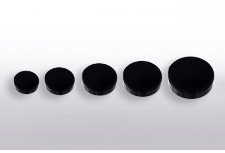 Modern lid for standard Cosmetic Jars
