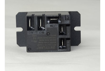Relay, SP/DT 120V
