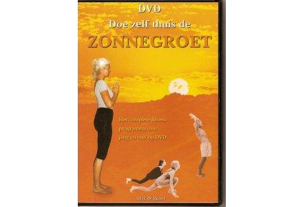 DVD Doe zelf thuis de Zonnegroet - Dick de Ruiter