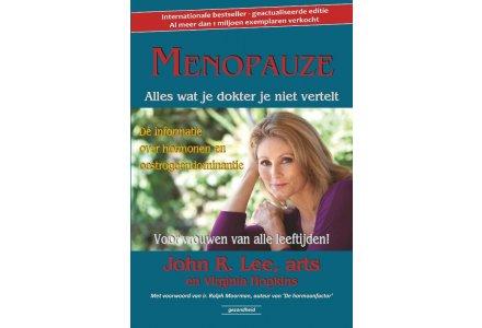 Menopauze - John R. Lee