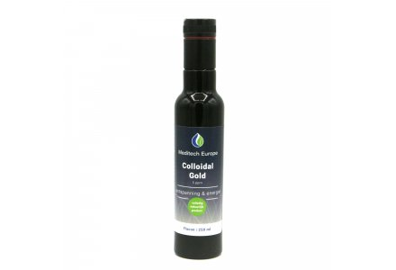 Colloïdaal Goud Essence 5ppm, 250 ml