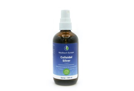Colloïdaal Zilver 10ppm 100 ml Spray