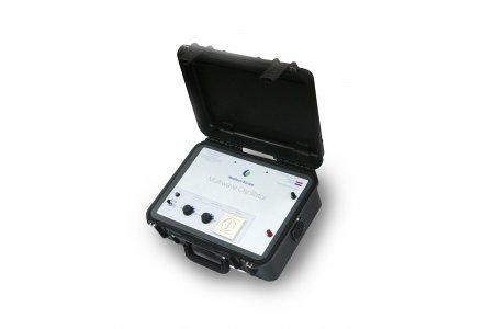 Multiwave Oscillator 220/240 in zwarte koffer