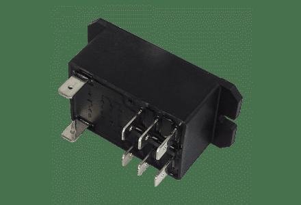 Relay, DP/DT 120V