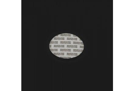 Tamper-evident seals for wide neck jars, extra wide (15 pcs)