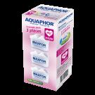 Replacement filter cartridge Aquaphor В25 Mg (3 pieces)