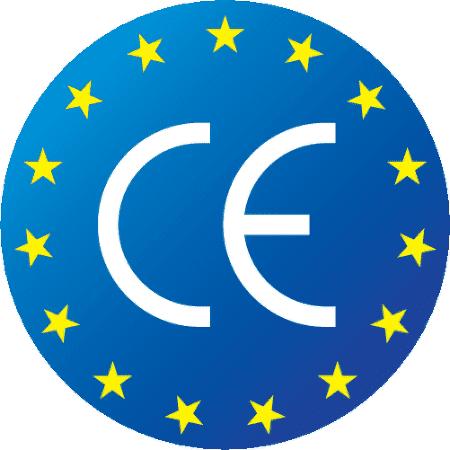 Volledige CE certificering